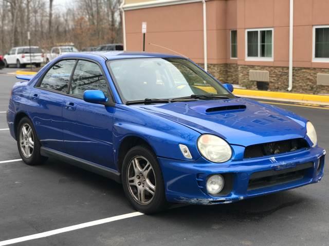 2002 Subaru Impreza for sale at CARS 4 BEST in Stafford VA