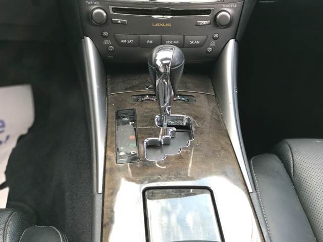 2009 Lexus IS 250 for sale at CARS 4 BEST in Stafford VA