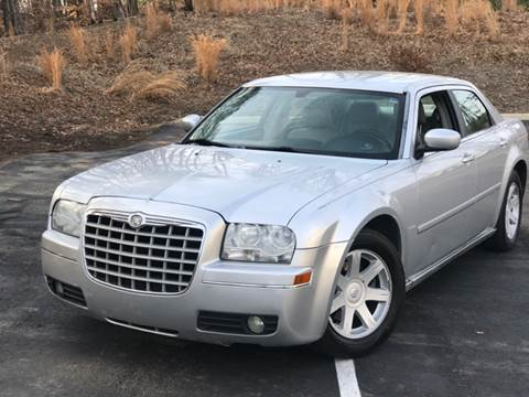 2005 Chrysler 300 for sale at CARS 4 BEST in Stafford VA