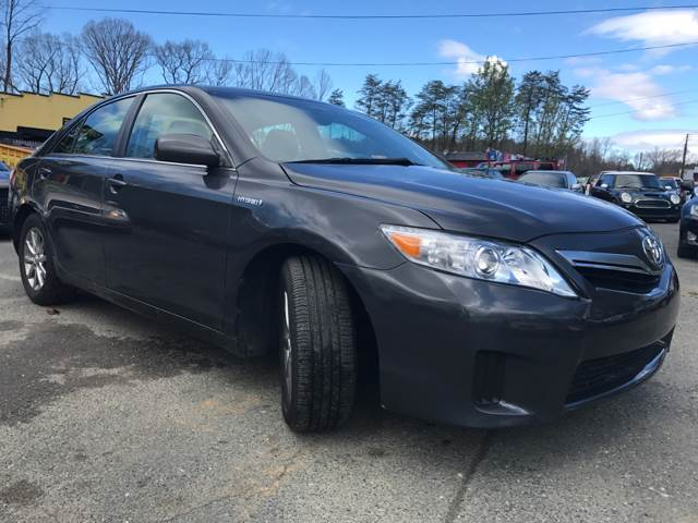 2010 Toyota Camry Hybrid for sale at CARS 4 BEST in Stafford VA