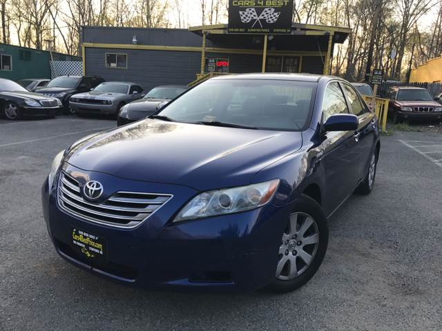 2007 Toyota Camry Hybrid for sale at CARS 4 BEST in Stafford VA
