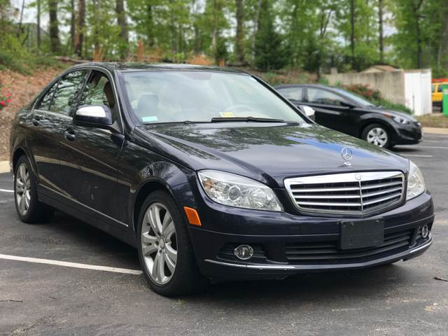 2008 Mercedes-Benz C-Class for sale at CARS 4 BEST in Stafford VA
