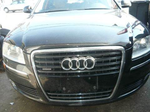2009 Audi A8 for sale at Butler Auto in Easton PA