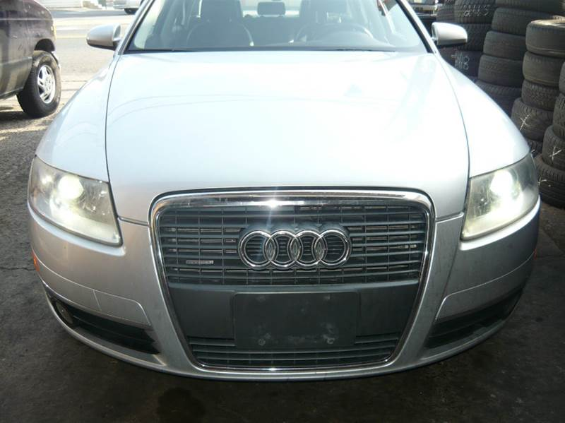 2006 Audi A6 for sale at Butler Auto in Easton PA