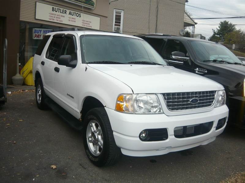 2004 Ford Explorer for sale at Butler Auto in Easton PA