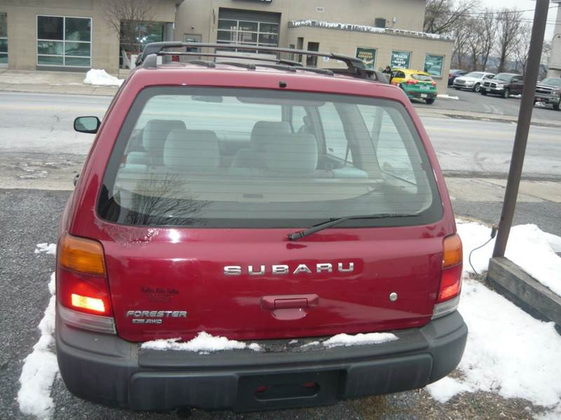 2000 Subaru Forester for sale at Butler Auto in Easton PA