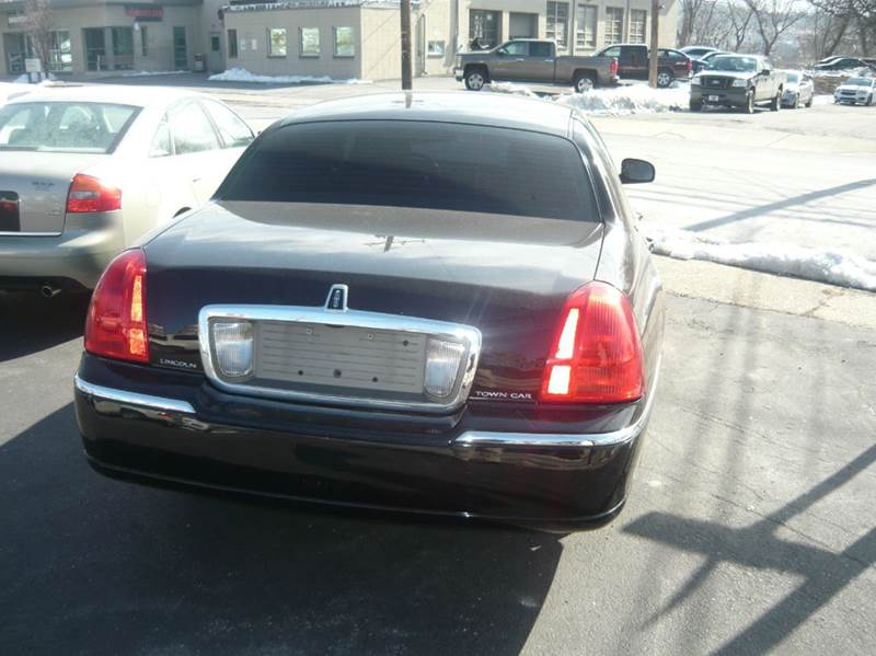 2011 Lincoln Town Car for sale at Butler Auto in Easton PA