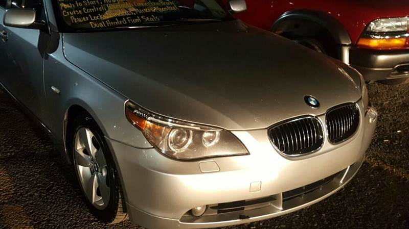 2007 BMW 5 Series for sale at Butler Auto in Easton PA