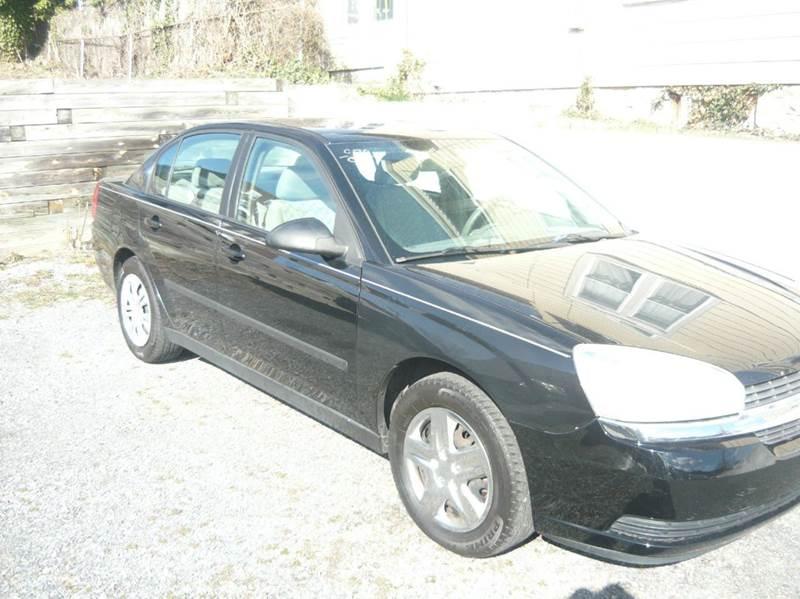 2005 Chevrolet Malibu for sale at Butler Auto in Easton PA