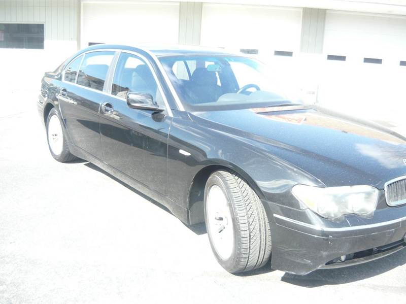 2003 BMW 7 Series for sale at Butler Auto in Easton PA