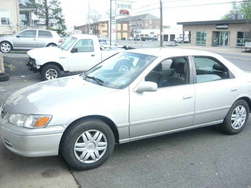 2001 Toyota Camry for sale at Butler Auto in Easton PA