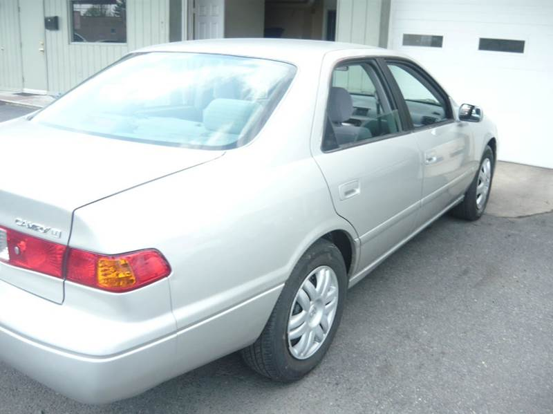 Toyota Camry CE In Easton PA Butler Auto - 2001 camry