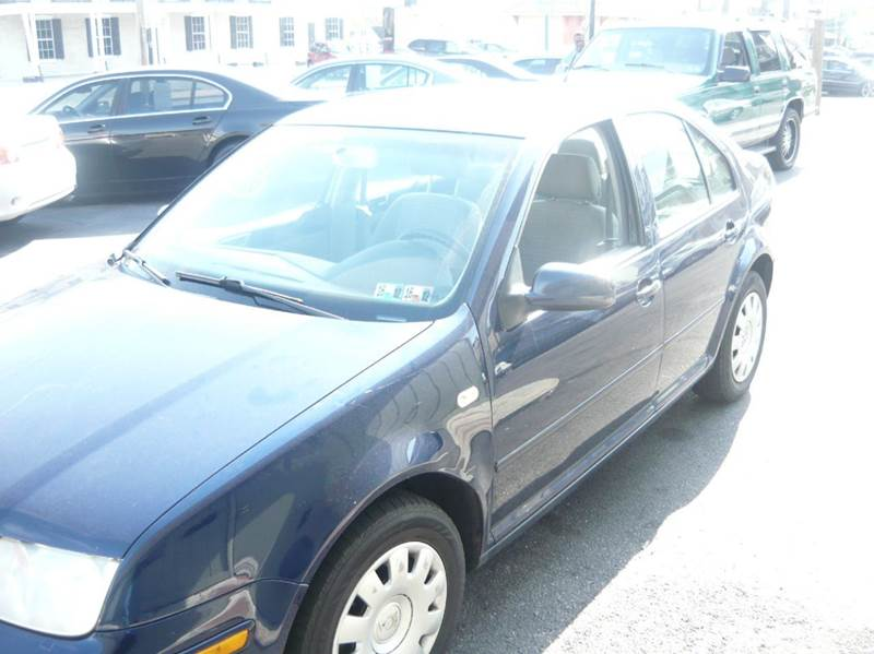 2003 Volkswagen Jetta for sale at Butler Auto in Easton PA