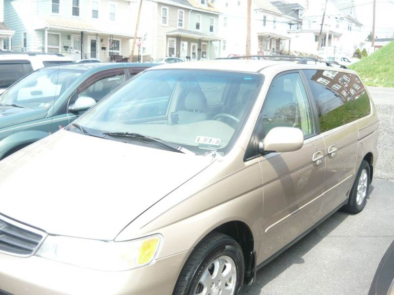 2002 Honda Odyssey for sale at Butler Auto in Easton PA