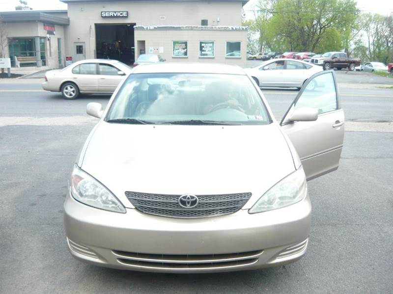 2002 Toyota Camry for sale at Butler Auto in Easton PA
