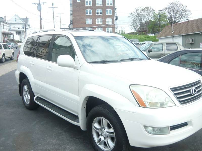 2004 Lexus GX 470 for sale at Butler Auto in Easton PA