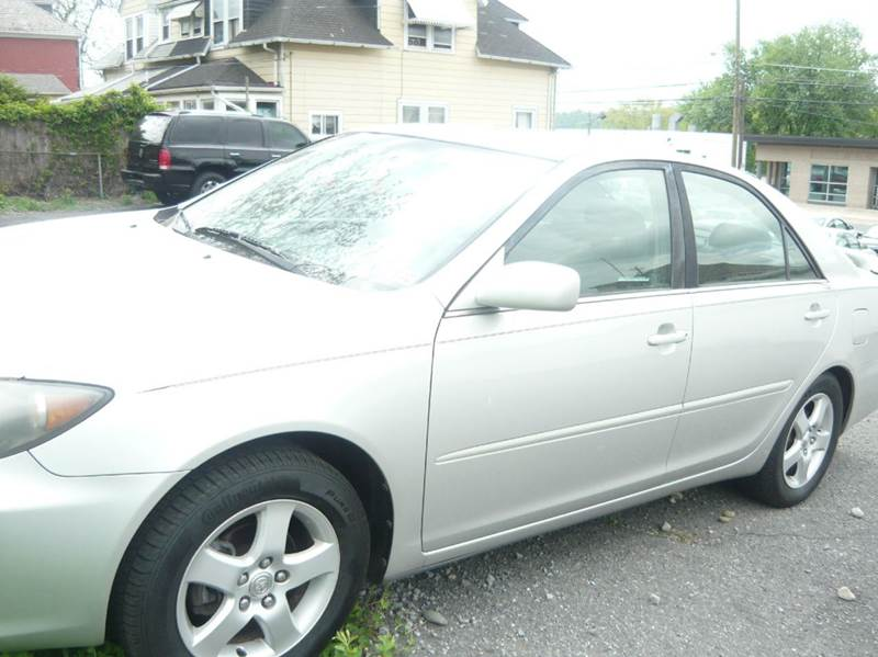 2005 Toyota Camry for sale at Butler Auto in Easton PA