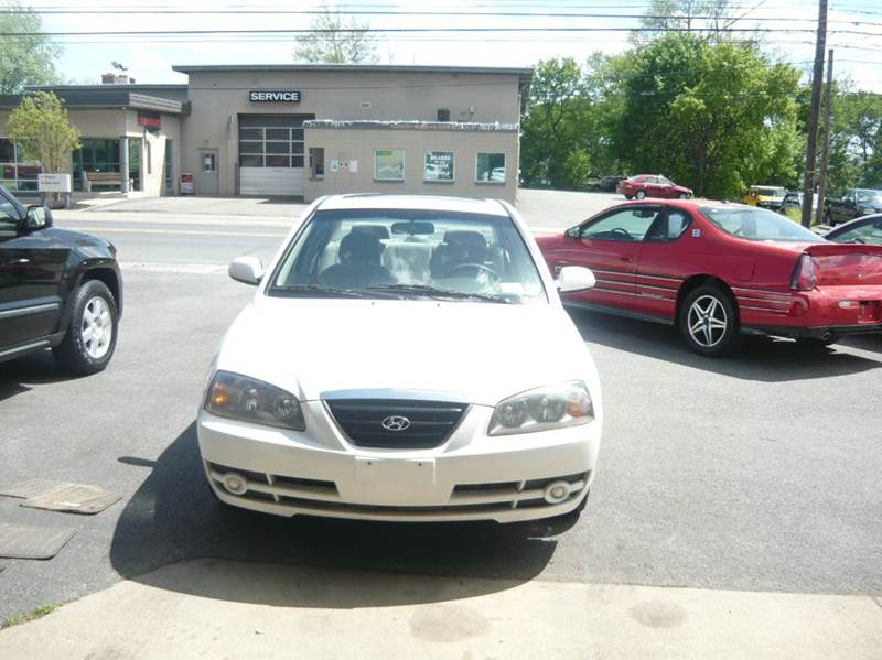 2006 Hyundai Elantra for sale at Butler Auto in Easton PA