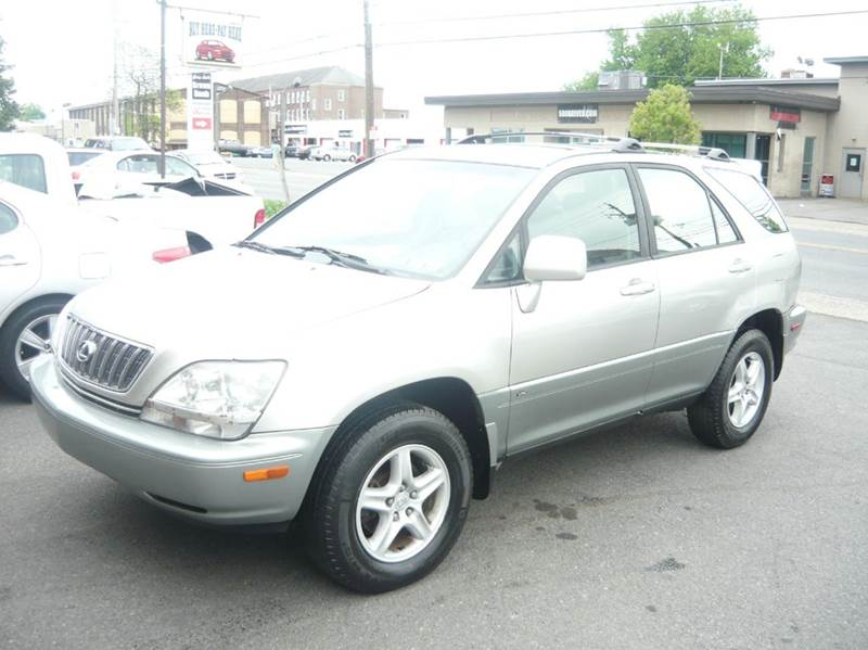2001 Lexus RX 300 for sale at Butler Auto in Easton PA