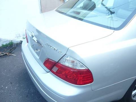 2003 Toyota Avalon for sale at Butler Auto in Easton PA