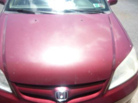 2005 Honda Civic for sale at Butler Auto in Easton PA