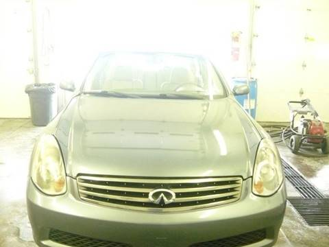 2005 Infiniti G35 for sale at Butler Auto in Easton PA