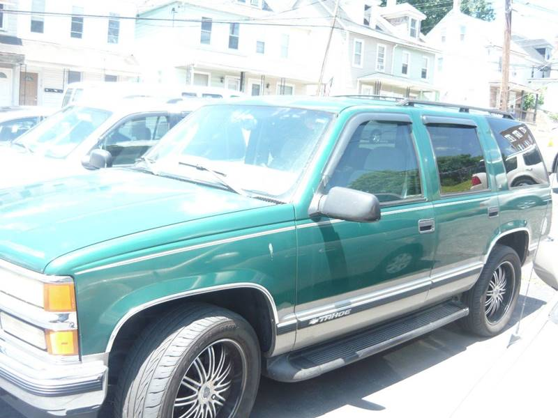 1999 Chevrolet Tahoe for sale at Butler Auto in Easton PA
