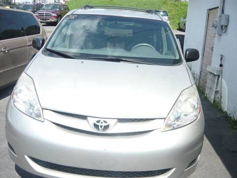 2008 Toyota Sienna for sale at Butler Auto in Easton PA