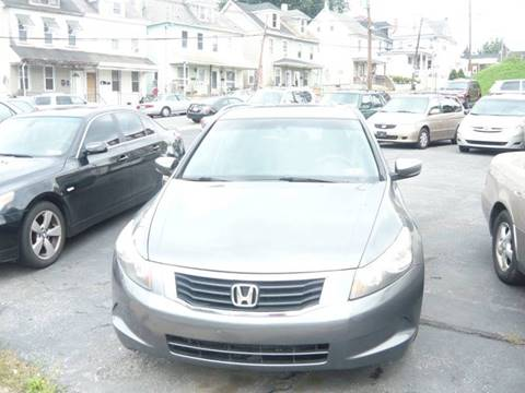 2009 Honda Accord for sale at Butler Auto in Easton PA