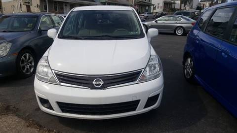 2010 Nissan Versa for sale at Butler Auto in Easton PA