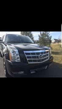 2011 Cadillac Escalade ESV for sale at Butler Auto in Easton PA