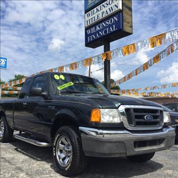 2004 Ford Ranger for sale in Milledgeville, GA