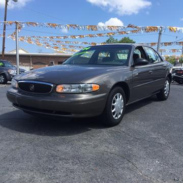 2004 Buick Century for sale in Milledgeville GA