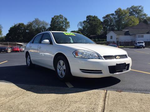 2007 Chevrolet Impala for sale in Milledgeville GA