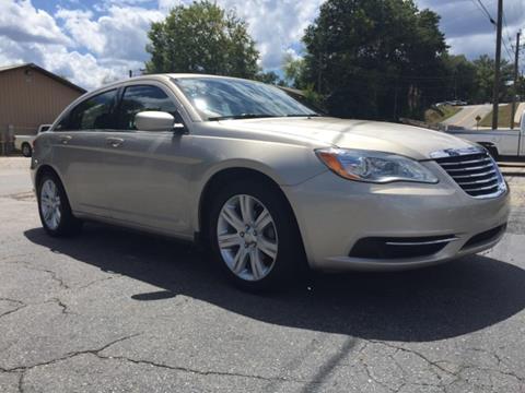 2013 Chrysler 200 for sale in Milledgeville, GA