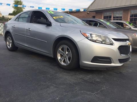 2015 Chevrolet Malibu for sale in Milledgeville, GA