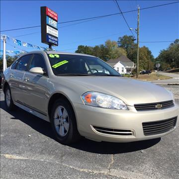 2009 Chevrolet Impala for sale in Milledgeville, GA