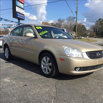 2008 Kia Optima for sale in Milledgeville, GA