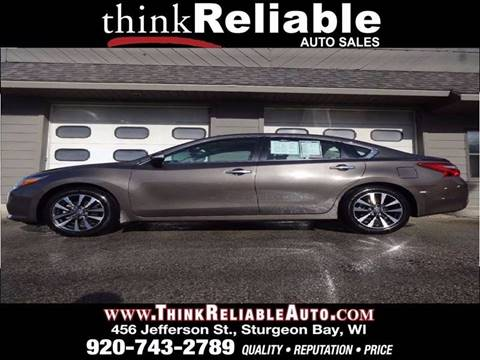 2017 Nissan Altima for sale in Sturgeon Bay, WI
