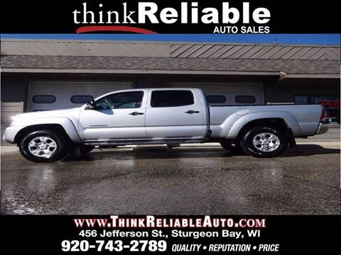2012 Toyota Tacoma for sale in Sturgeon Bay, WI