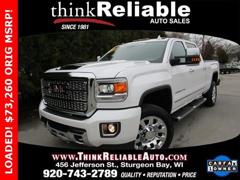 2019 GMC Sierra 2500HD for sale in Sturgeon Bay, WI