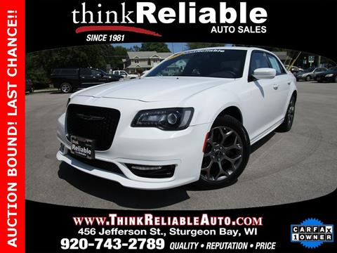 2017 Chrysler 300 for sale in Sturgeon Bay, WI