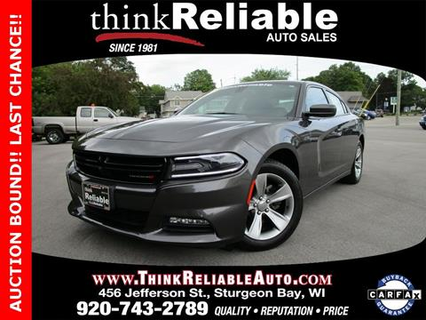 2016 Dodge Charger for sale in Sturgeon Bay, WI