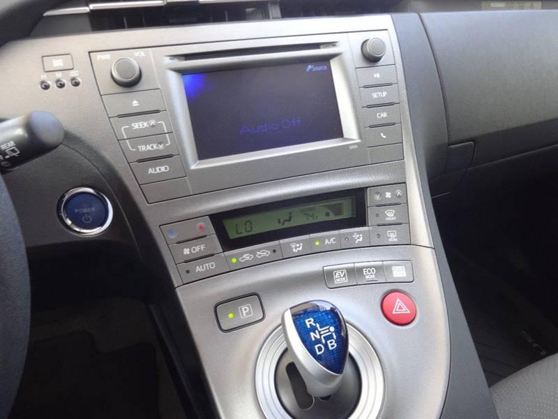 2015 Toyota Prius Two 4dr Hatchback - Sturgeon Bay WI