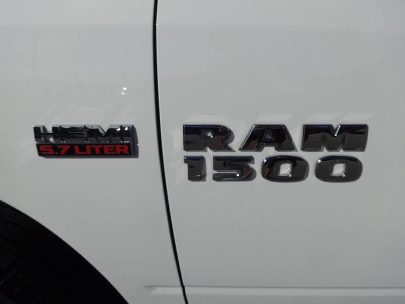 2014 RAM Ram Pickup 1500 4x4 Big Horn 4dr Crew Cab 5.5 ft. SB Pickup - Sturgeon Bay WI