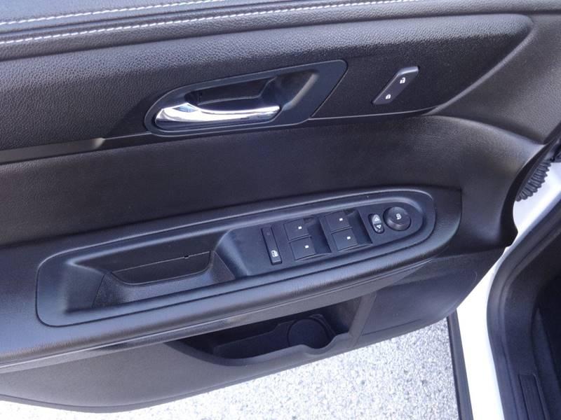 2016 Chevrolet Traverse LT 4dr SUV w/1LT - Sturgeon Bay WI