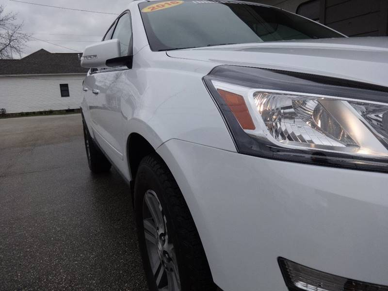 2016 Chevrolet Traverse LT 4dr SUV w/1LT - Sturgeon Bay WI