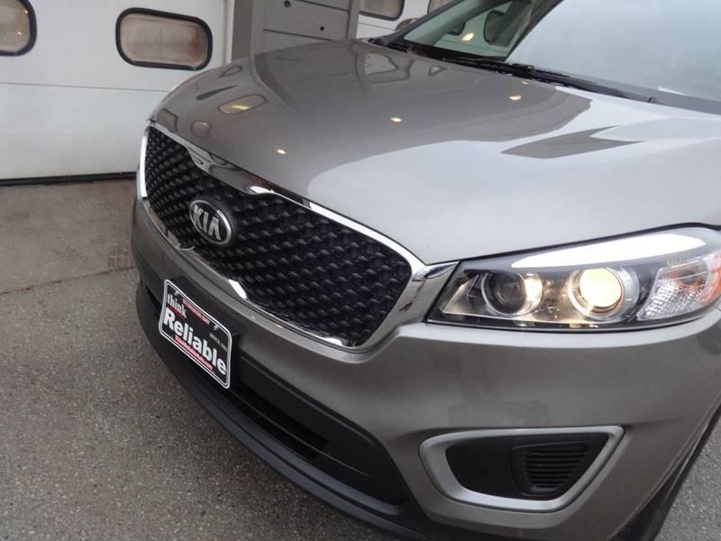 2016 Kia Sorento AWD LX V6 4dr SUV - Sturgeon Bay WI