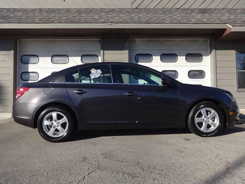 2015 Chevrolet Cruze 1LT Auto 4dr Sedan w/1SD - Sturgeon Bay WI