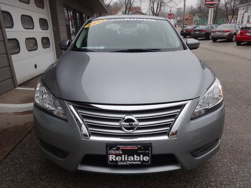 2014 Nissan Sentra SV 4dr Sedan - Sturgeon Bay WI